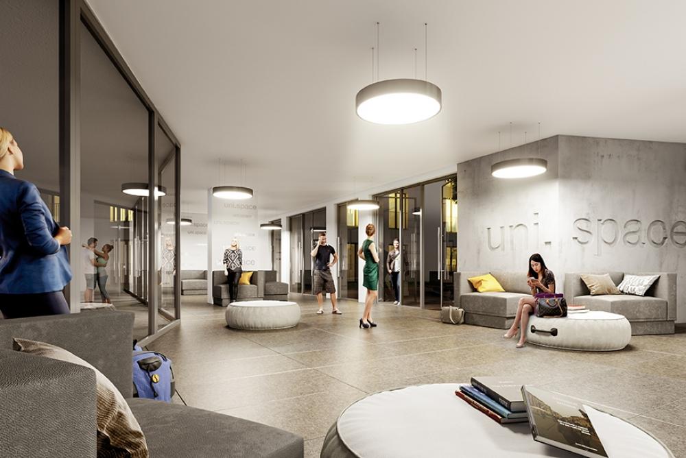 Studentenwohnheim Mit Uni Space In Kassel Mit 240 Apartments